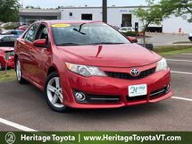 2012 Toyota Camry SE South Burlington VT