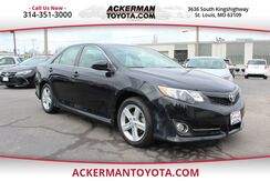 2012_Toyota_Camry_SE_ St. Louis MO