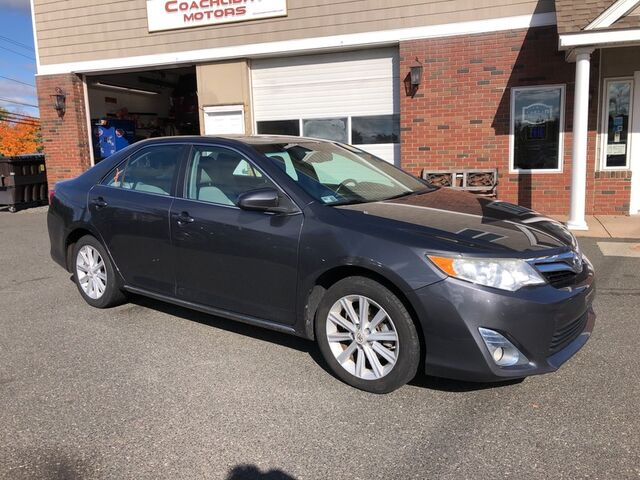 2012 Toyota Camry XLE East Windsor CT