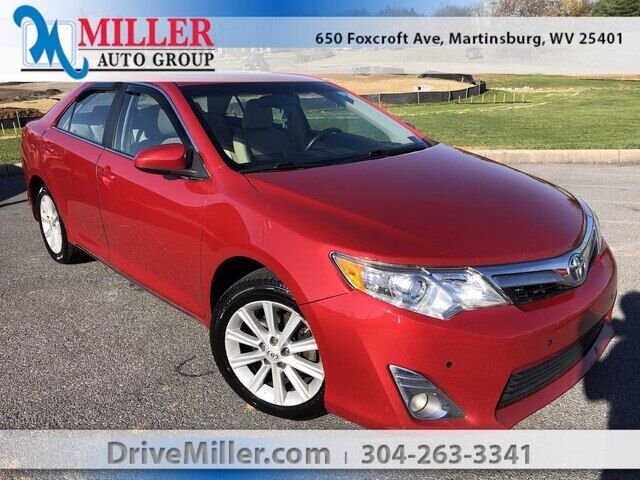 2012 Toyota Camry XLE Martinsburg WV