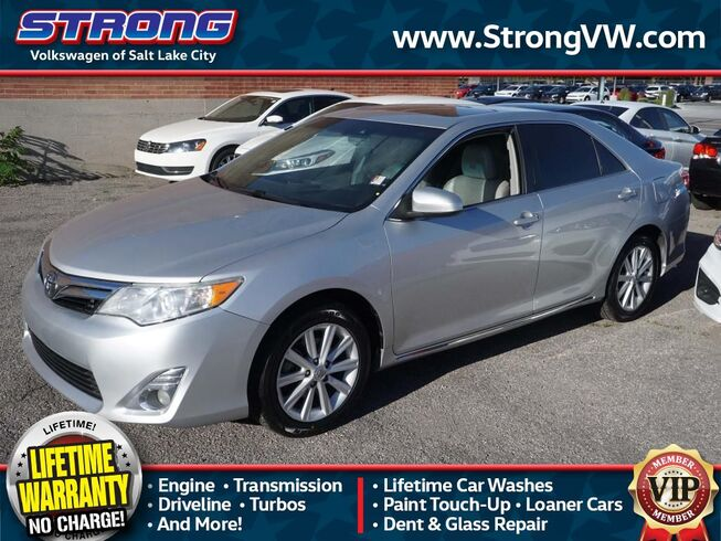 Lake City Toyota >> 2012 Toyota Camry Xle Salt Lake City Ut 30477270