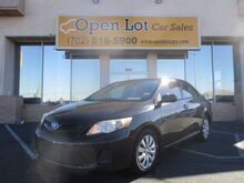 2012_Toyota_Corolla_L 4-Speed AT_ Las Vegas NV