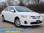 2012 Toyota Corolla L 5-Speed 1 Owner
