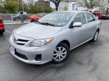 2012_Toyota_Corolla_L_ Worcester MA