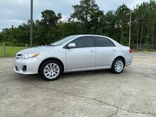 2012_Toyota_Corolla_LE 4-Speed AT_ Hattiesburg MS