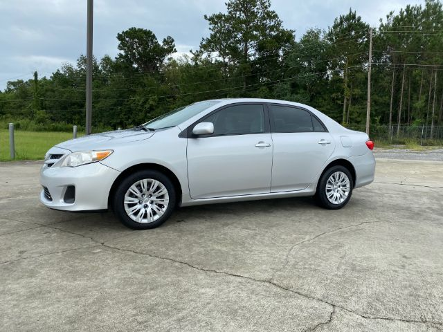 2012 Toyota Corolla LE 4-Speed AT Hattiesburg MS
