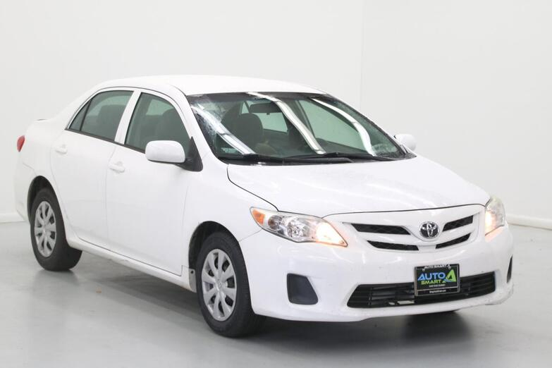 2012 Toyota Corolla LE 4-Speed AT Texarkana TX