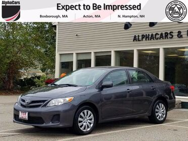 2012_Toyota_Corolla_LE_ Boxborough MA
