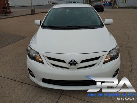 2012 Toyota Corolla S 4-Speed AT Clarksville IN