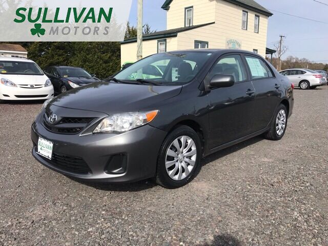 2012 Toyota Corolla S 4-Speed AT Woodbine NJ