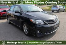 2012 Toyota Corolla S South Burlington VT