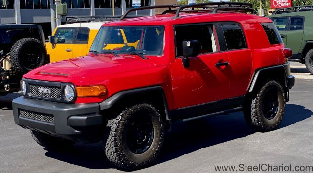 2012 Toyota FJ Cruiser 4WD AT San Jose CA