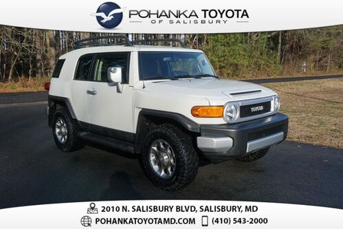 2012_Toyota_FJ Cruiser_Base_ Salisbury MD