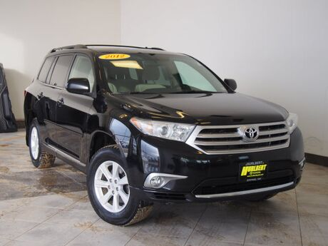 2012 Toyota Highlander  Epping NH