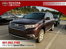 2012_Toyota_Highlander__ Hattiesburg MS