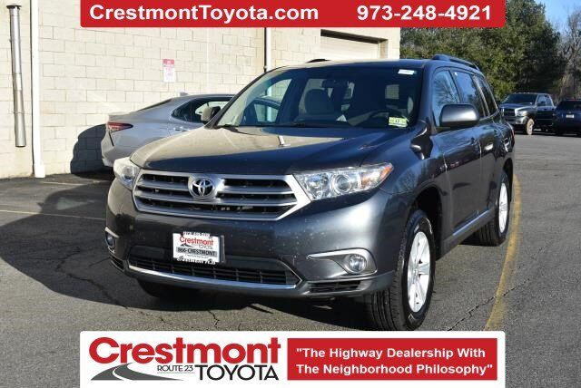 2012 Toyota Highlander  Pompton Plains NJ