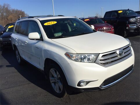 2012_Toyota_Highlander_4WD V6  LIMITED_ Evansville IN
