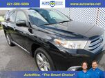 2012 Toyota Highlander 4X4 LIMITED Limited