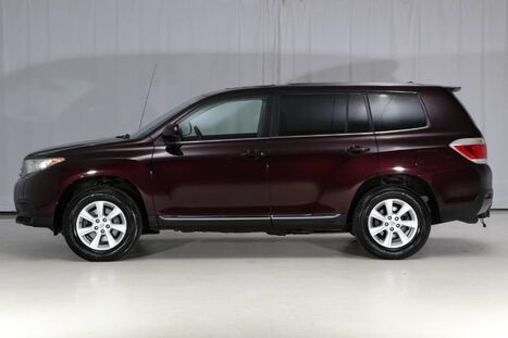 2012_Toyota_Highlander_7-Passenger_ West Chester PA