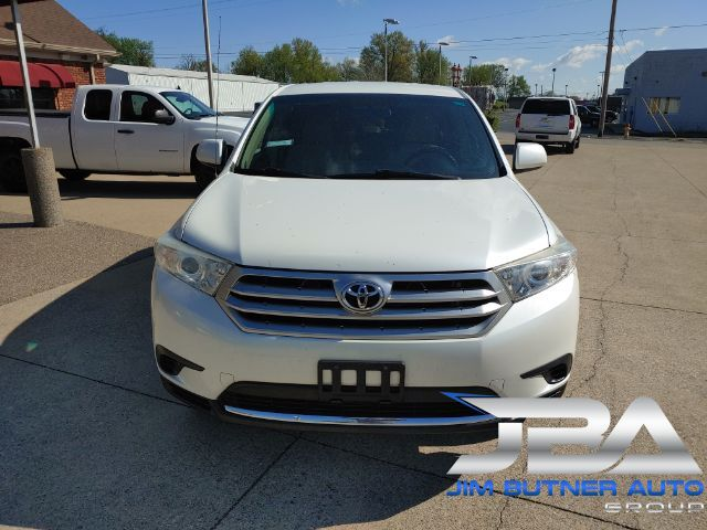 2012 Toyota Highlander Base 2WD I4 Clarksville IN