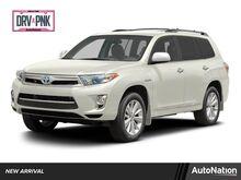 2012_Toyota_Highlander Hybrid_Limited_ Roseville CA