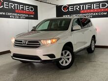 2012_Toyota_Highlander_KEYLESS ENTRY REAR AIR CONDITIONING 3RD ROW SEATS CRUISE CONTROL_ Carrollton TX
