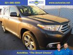 2012 Toyota Highlander LTD W/NAVI Limited