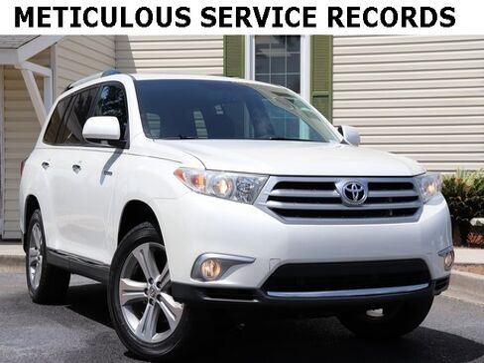 2012_Toyota_Highlander_Limited_ Gainesville GA