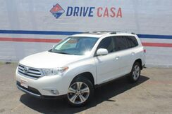 2012_Toyota_Highlander_Limited 2WD_ Dallas TX