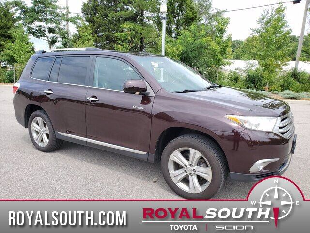 2012 Toyota Highlander Limited Bloomington IN
