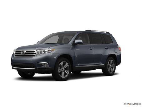 2012_Toyota_Highlander_Limited_ Burnsville MN