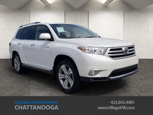 2012 Toyota Highlander Limited Chattanooga TN