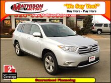 2012_Toyota_Highlander_Limited_ Clearwater MN