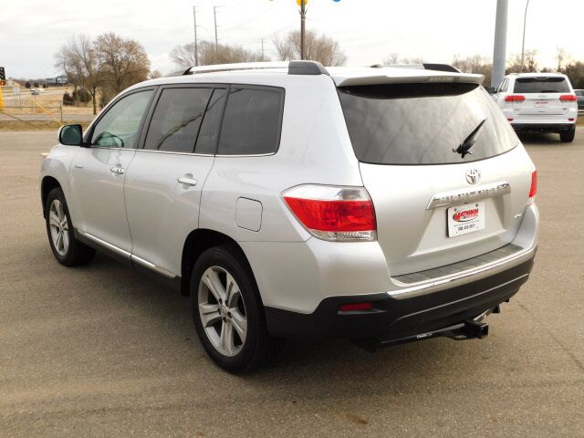 2012 Toyota Highlander Limited Clearwater MN