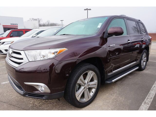 2012 Toyota Highlander Limited Columbia TN