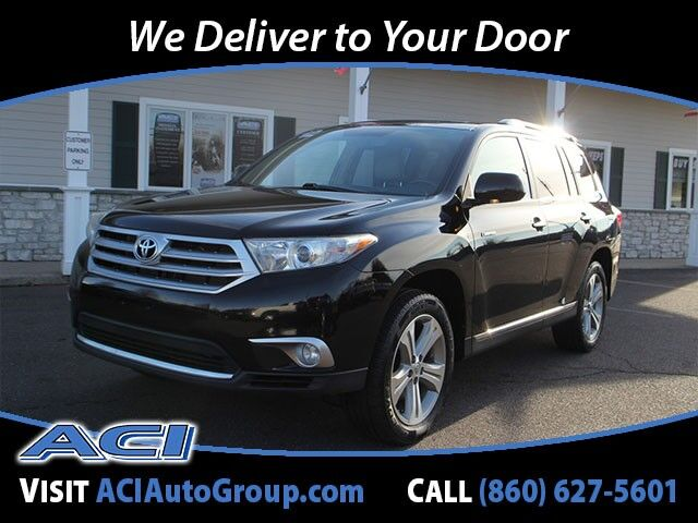 2012 Toyota Highlander Limited East Windsor CT