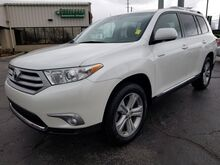 2012_Toyota_Highlander_Limited_ Fort Wayne Auburn and Kendallville IN