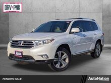 2012_Toyota_Highlander_Limited_ Houston TX