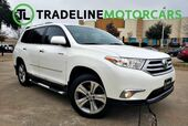 2012 Toyota Highlander Limited LEATHER, REAR VIEW CAMERA, SUNROOF, AND MUCH MORE!!!