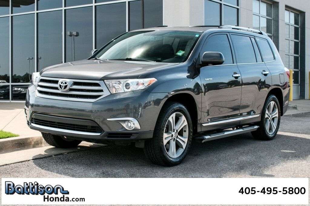 2012_Toyota_Highlander_Limited_ Oklahoma City OK