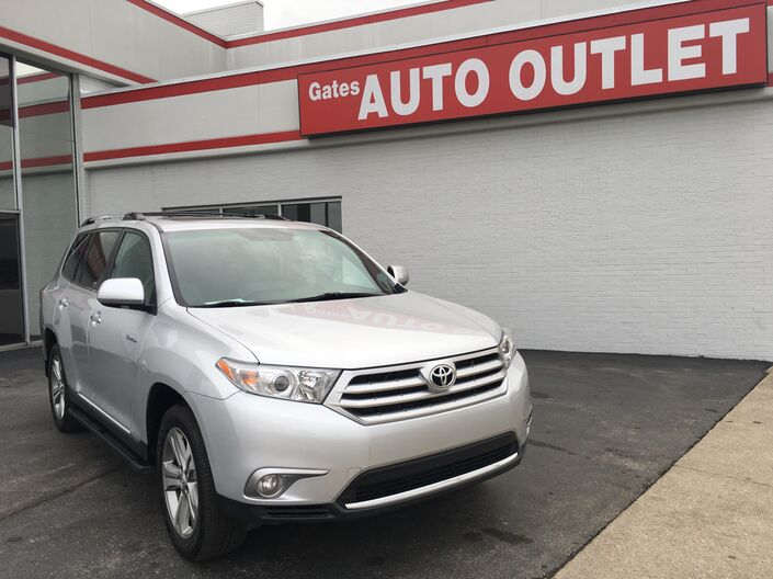 2012 Toyota Highlander Limited Richmond KY