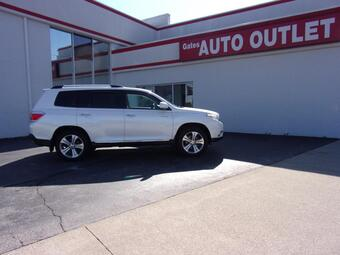 2012_Toyota_Highlander_Limited_ Richmond KY