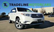 2012 Toyota Highlander Limited SUNROOF, REAR VIEW CAMERA, KEY-LESS START, AND MUCH MORE!!!