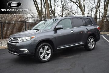2012_Toyota_Highlander_Limited_ Willow Grove PA