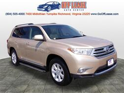 2012_Toyota_Highlander_SE FWD_ Richmond VA
