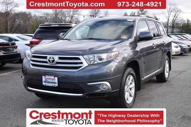 2012 Toyota Highlander SE Pompton Plains NJ