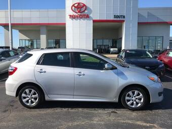 2012_Toyota_Matrix_5dr Wgn Auto S FWD_ Richmond KY