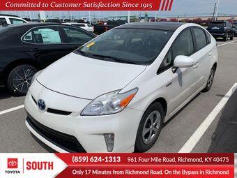 2012_Toyota_Prius__ Richmond KY