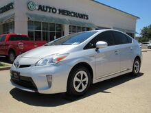 2012_Toyota_Prius_1 OWNER, CLEAN CARFAX, BLUETOOTH, BCKUP CAM, PWR WINDOWS/LOCKS/MIRRORS, PSH BTN START, KEYLESS ENTRY_ Plano TX