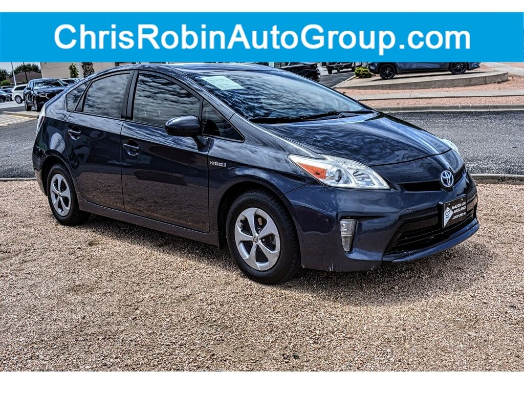 2012 Toyota Prius 5dr HB Five